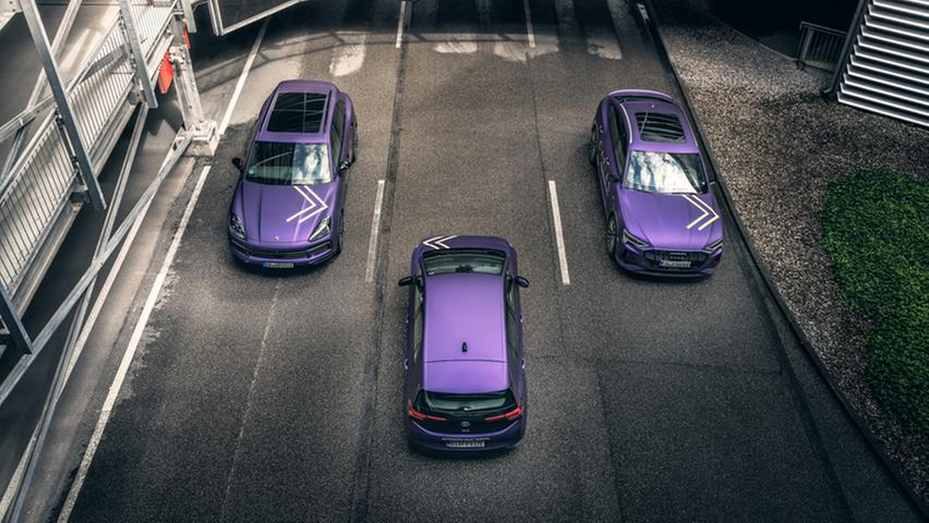Das Publikum wird eingebunden: Auch Audi demonstriert auf der IAA, wie automatisiertes Parken funktioniert.