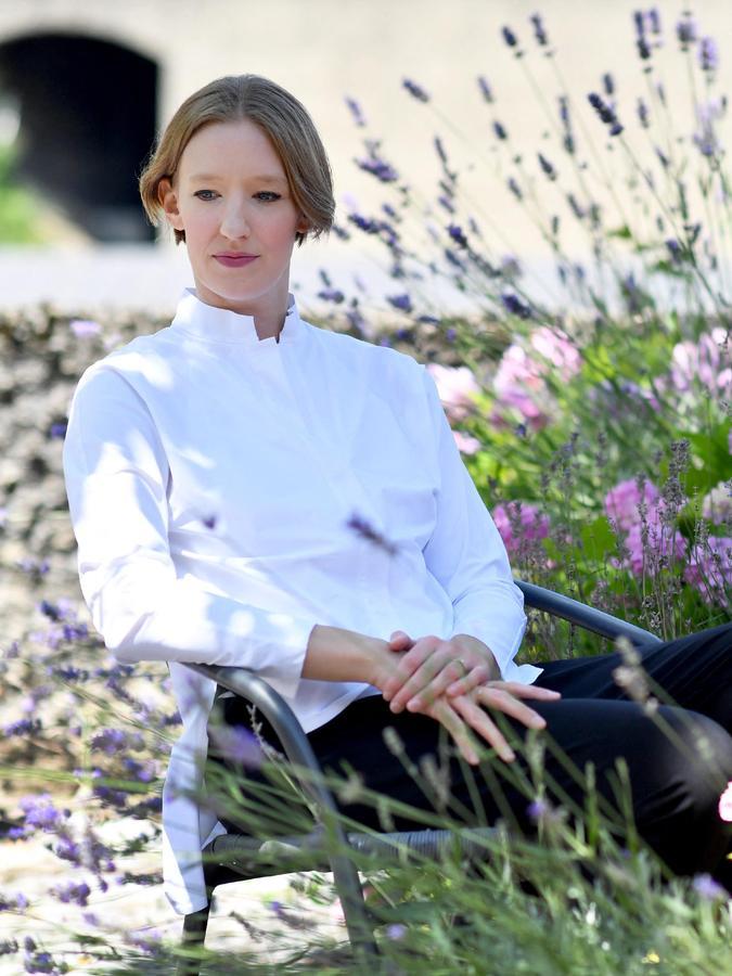 Sommerporträt in Salzburg 2020: Joana Mallwitz.