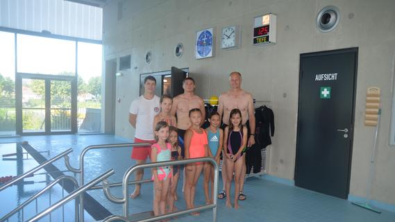 Schwimmkurse starten im Berger Hallenbad