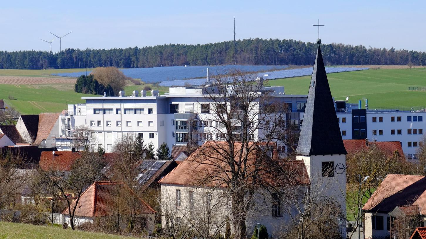 Vestenbergsgreuth: Gemeinde ermöglicht neue Wohngebiete