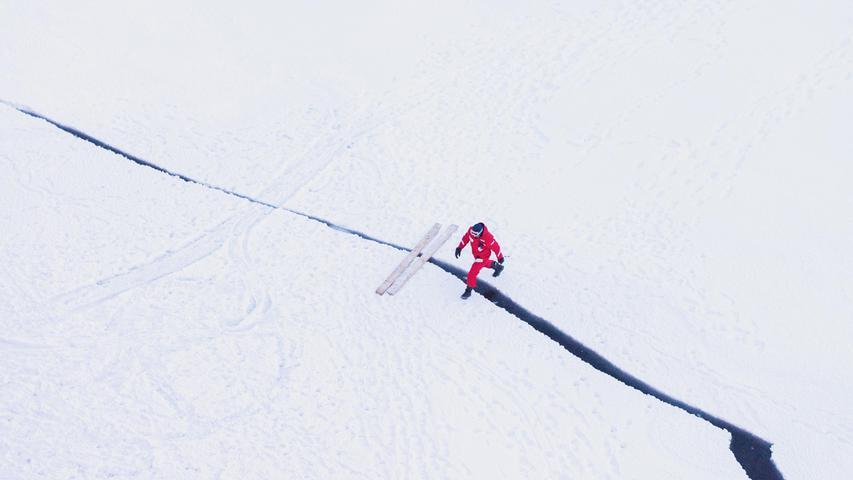 Polarforschung: Thea Schneider zeigt Bilder von Stille und ewigem Eis