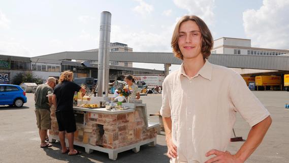 Nürnberg: Junger Künstler sucht ein Quartier für seine Freiluft-Küche