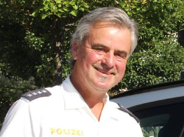Marco Lenz ist der stellvertretender Dienststellenleiter der PI Gunzenhausen.