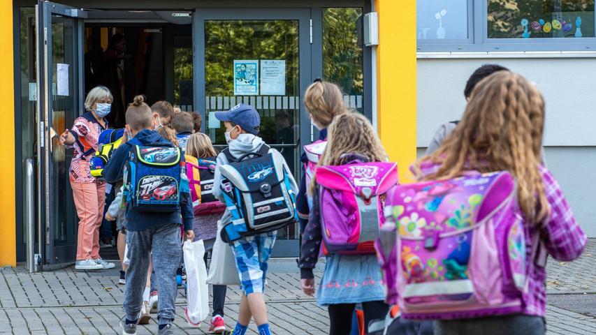 Quarantäneregeln an Bayerns Schulen und Kitas: Diese Erleichterungen soll es geben