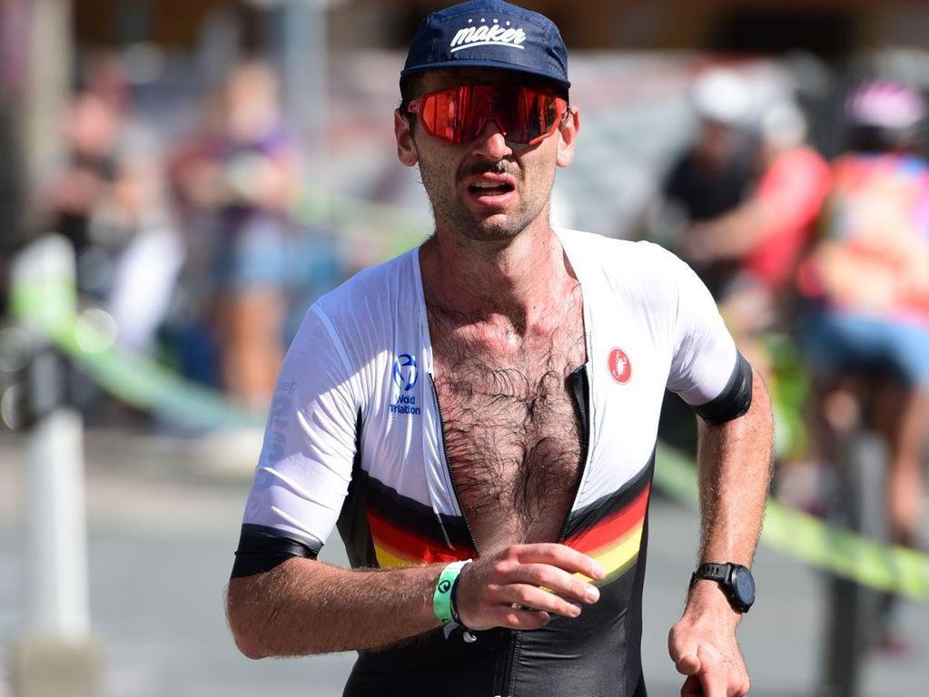 Trotz ordentlicher Hitze meisterte Tim Freitag den Marathonlauf in 3:33 Stunden.
