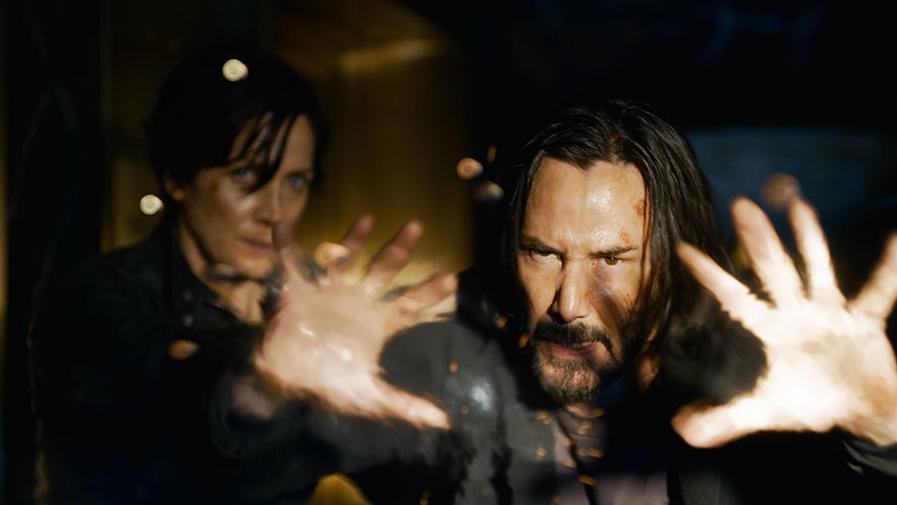 Der lang ersehnte vierte Teil der Matrix-Reihe kommt im Dezember in die deutschen Kinos.