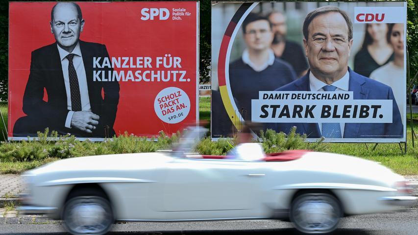 Inhalte? Ach was! Die seltsamste Bundestagswahl aller Zeiten