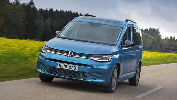 VW Caddy 2.0 TDI: Hochdach-Kombi als Multitalent