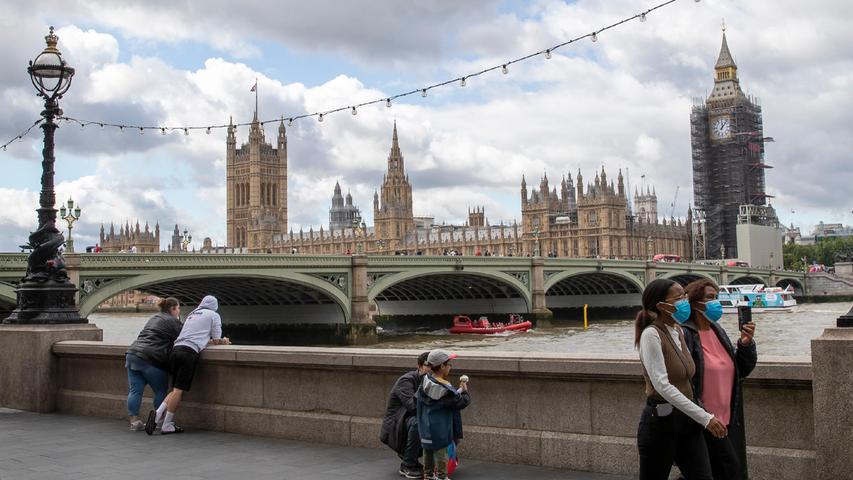 Auf zu Tower Bridge, Buckingham Palace und Big Ben: Ryan Air steuert den Londoner Flughafen Stansted ab sofort wieder an.