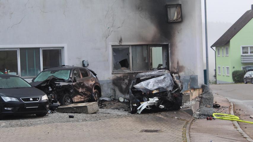 Tödlicher Verkehrsunfall in Forndorf