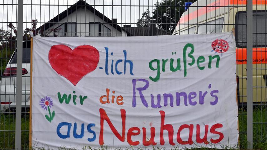 29. Neuhauser Straßenlauf.  Foto: Klaus-Dieter Schreiter