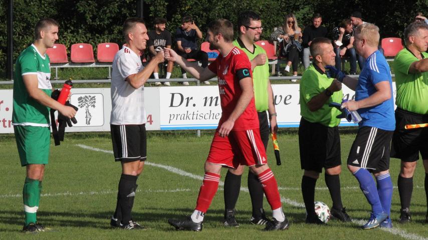 Weißenburg vs. Cronheim: Kein Sieger im Verfolgerduell