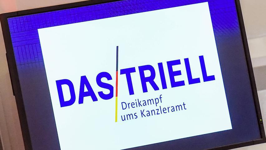 Endspurt vor der Wahl: Drittes TV-Triell der Kanzlerkandidaten