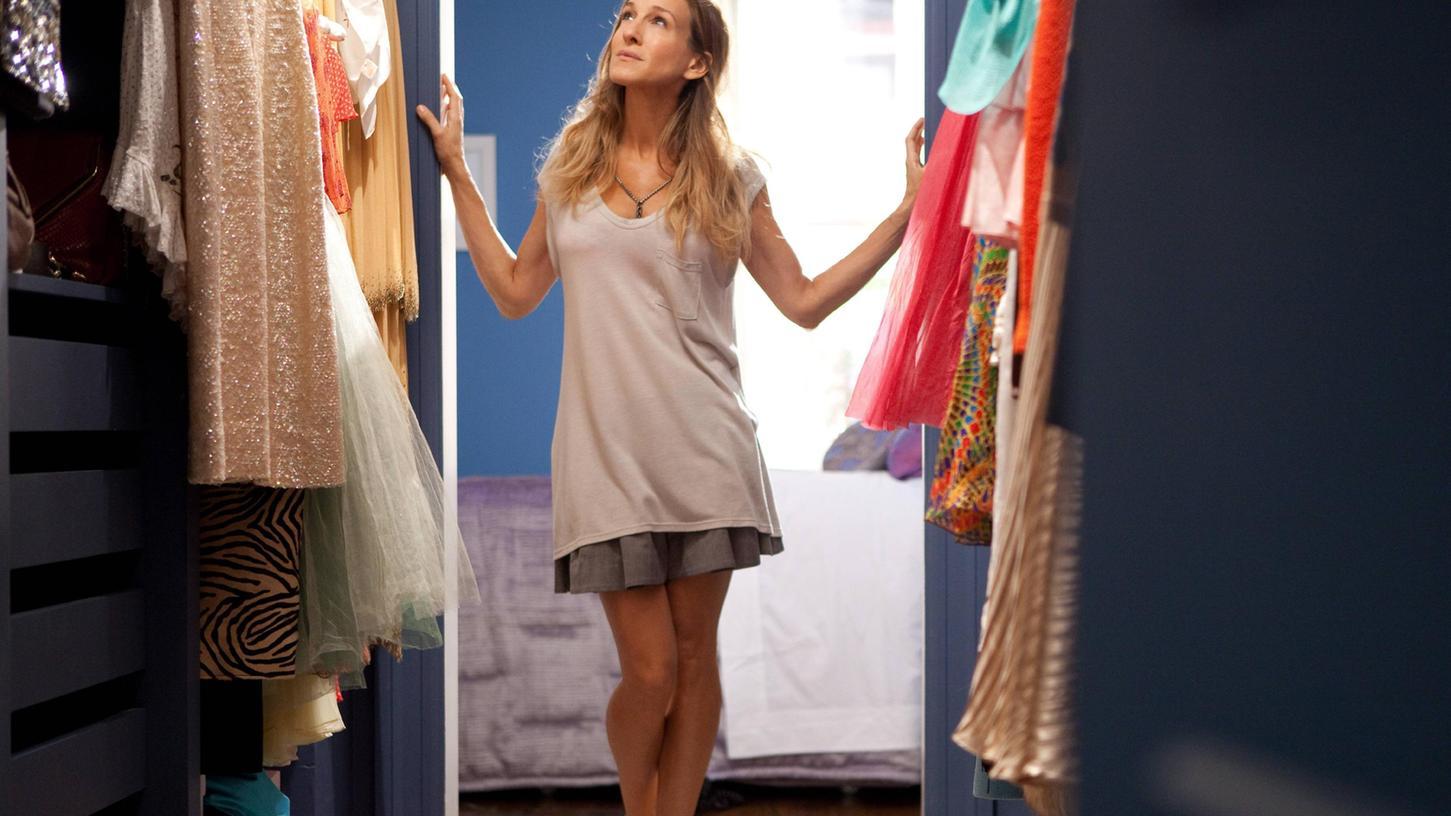 Schauspielerin Jessica Parker in einer Szene von