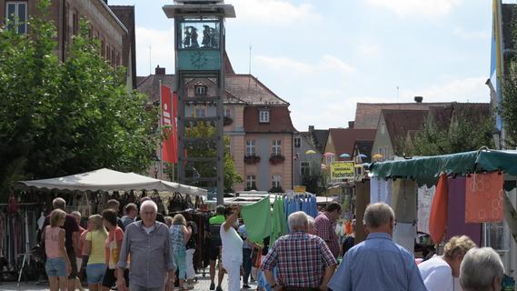 In Gunzenhausen ist