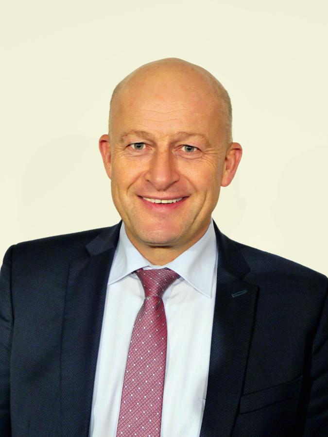 Eggolsheims Bürgermeister Claus Schwarzmann.