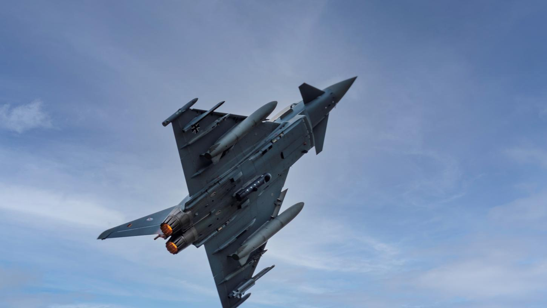 Ein lauter Knall sorgte in Neumarkt für Aufregung - ein Bundeswehrflugzeug war diesmal nicht der Grund.