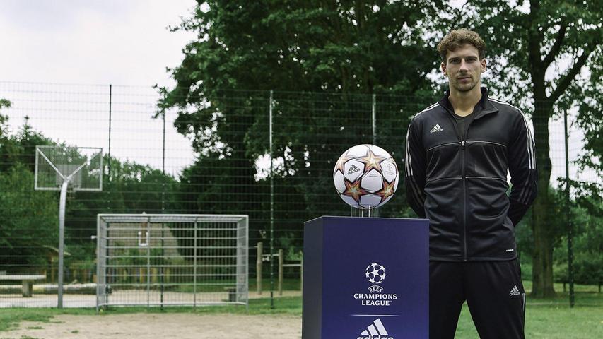 Ein Ball aus Herzogenaurach für die Fußball Champions League