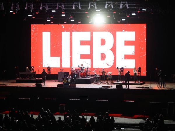 Peter Maffay 2020 auf der Waldbühne Berlin.