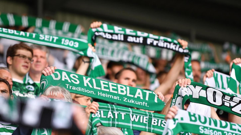 Die Fans sind zurück - aber ganz offensichtlich noch nicht alle. Die Mannschaft könnte jedenfalls jede Unterstützung gebrauchen.