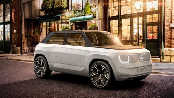 IAA Mobility 2021: Neue Stadtautos mit Elektroantrieb