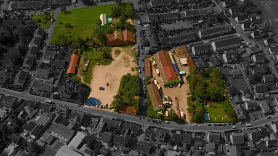 XXL-Bauprojekt im Nürnberger Norden: Stadtteil dürfte sich bald verändern