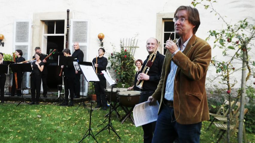 Zauber in faszinierenden Facetten bot der festliche Abschluss des Sommerkonzerte auf Schloss Seehaus.
