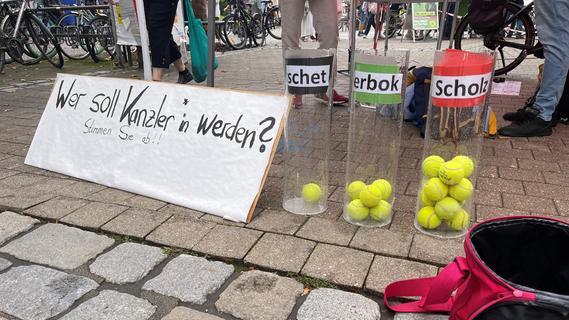 Wahlkampf in Corona-Zeiten: Erlangen korrigiert eigene Vorgaben zu Infoständen