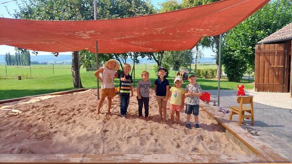 Neustart für den Alesheimer Kindergarten