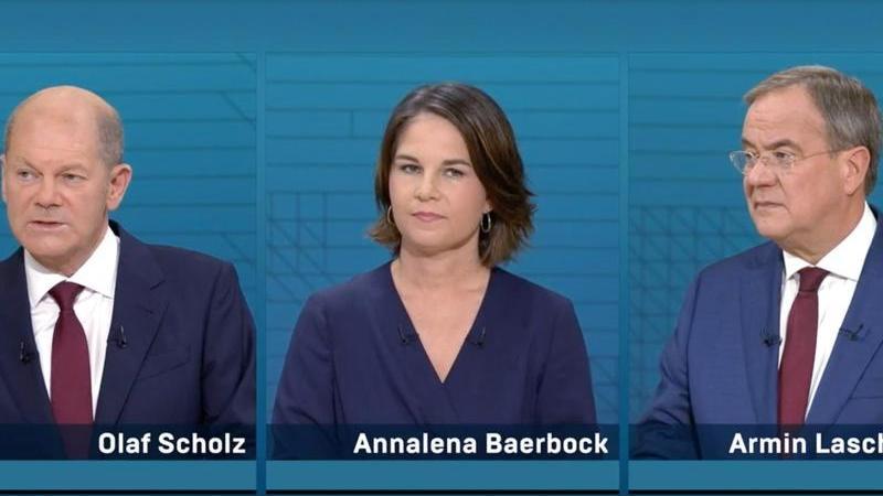 Alle drei Kanzlerkandidaten kupferten laut einem Plagiatsjäger bei ihren Büchern ab - ganz besonders Annalena Baerbock.