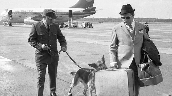 16. September 1971: Prinz und Arno riechen den Hasch schon von weitem