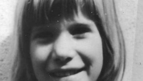 Die zehnjährige Ursula Herrmann aus Eching am Ammersee (Oberbayern) auf einem Foto aus dem Jahr 1981, das das Bayerische Landeskriminalamt am 30.05.2008 verbreitet hat.