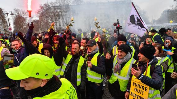 Steigende Energiekosten: Formiert sich jetzt ein europaweiter Gelbwesten-Protest?