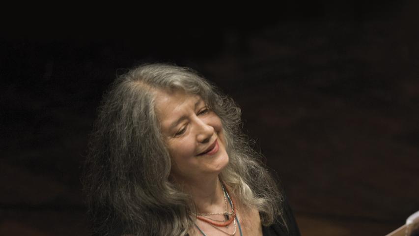 Martha Argerich eröffnet am 11. November die Saison der Meisterkonzerte - in einer vermutlich sehr gut gefüllten Meistersingerhalle.
