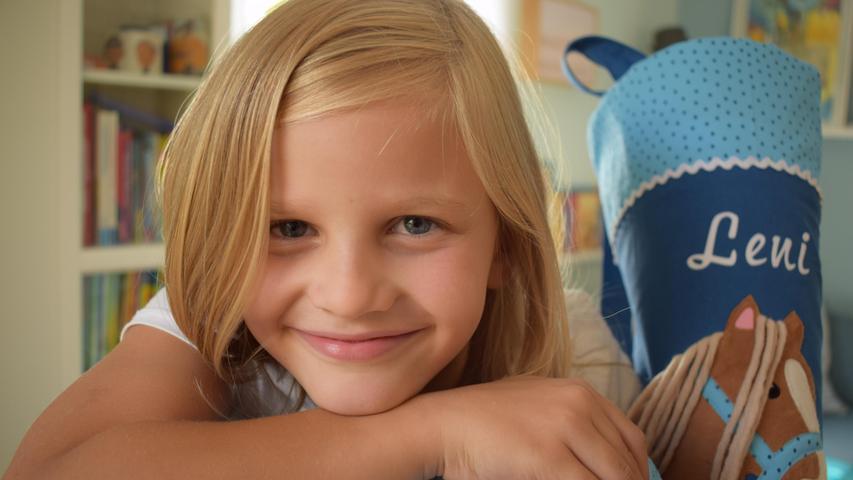 Erster Schultag 2021: So hat ihn Abc-Schützin Leni erlebt