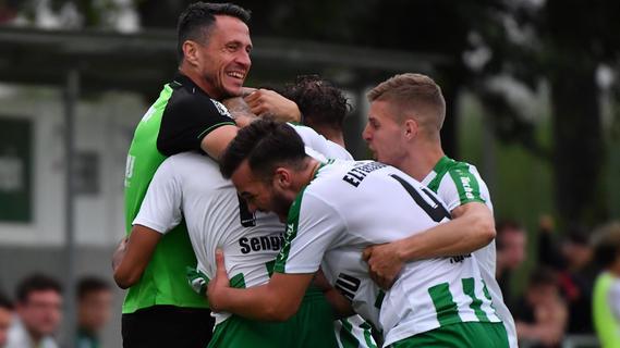 SC Eltersdorf in der Regionalliga: Absolut angekommen