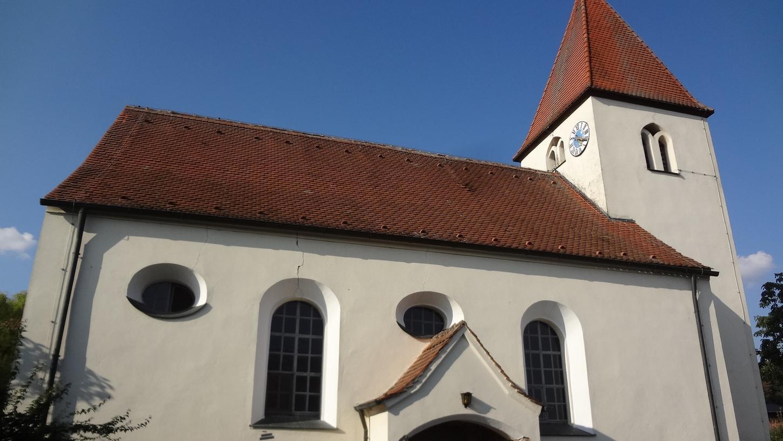 Das Kirchlein St. Othmar in Kerkhofen ist frisch saniert - mehrere Jahre haben die Arbeiten gedauert.
