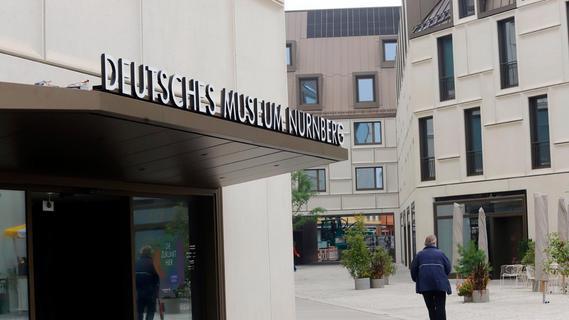 Zukunftsmuseum Nürnberg: Ab Donnerstag gibt es Karten - aber nur online