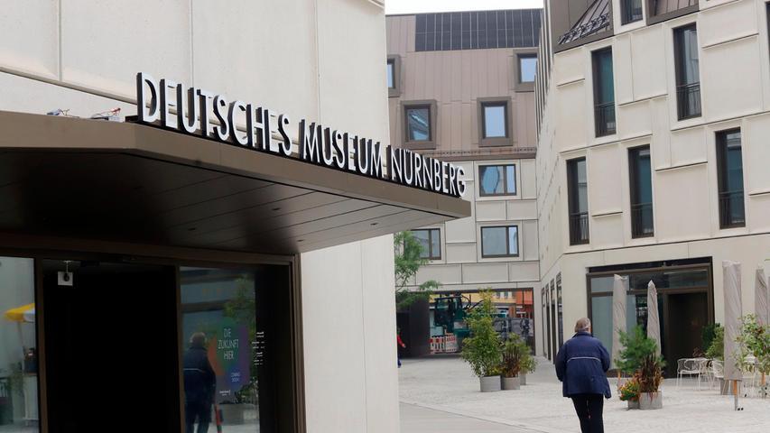 Festakt mit Söder und König: Zukunftsmuseum in Nürnberg eröffnet endlich