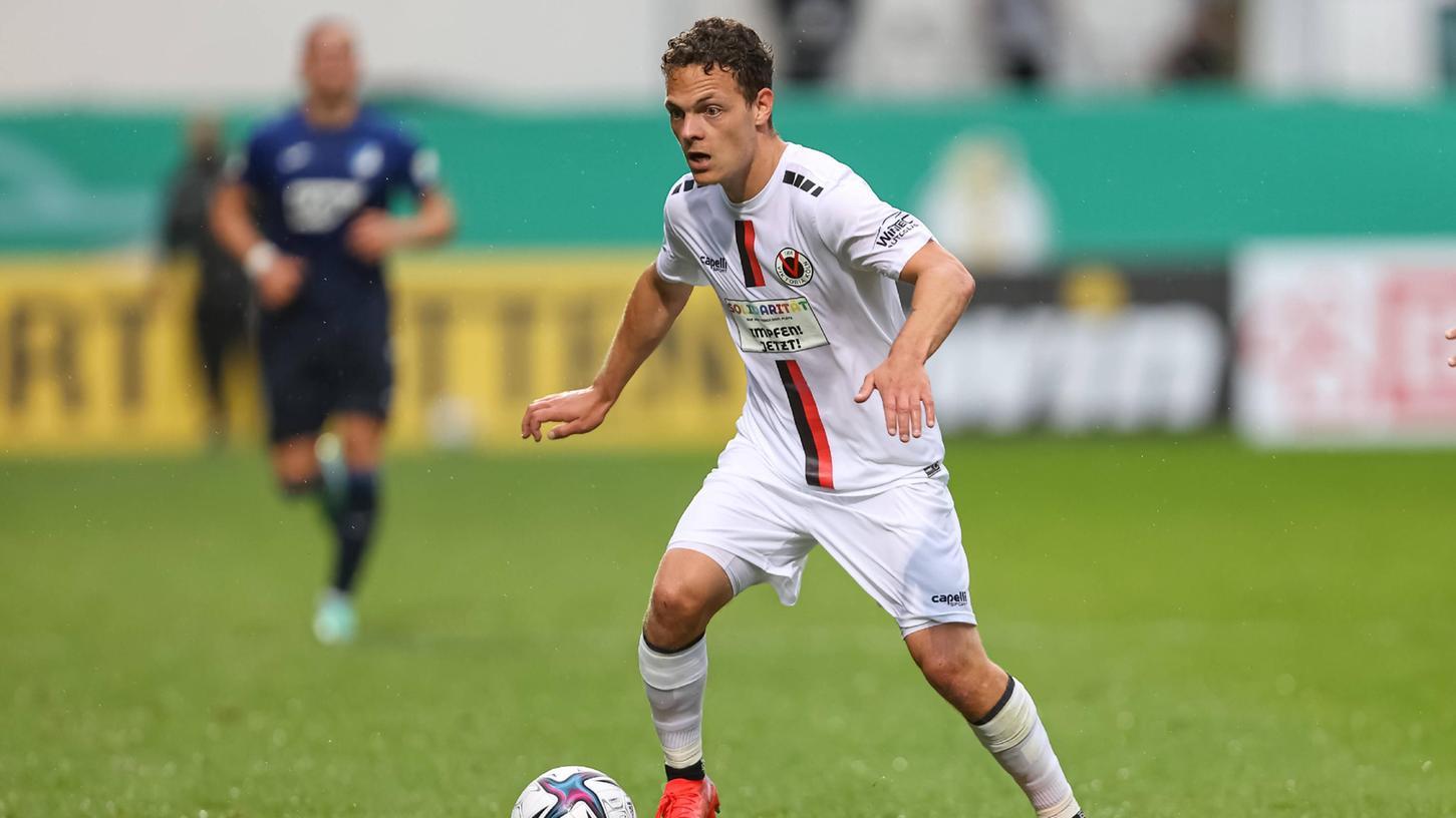 Über Würzburg nach Köln: Der einstige Fürther Publikumsliebling Patrick Sontheimer spielt jetzt in der dritten Liga für die Viktoria.