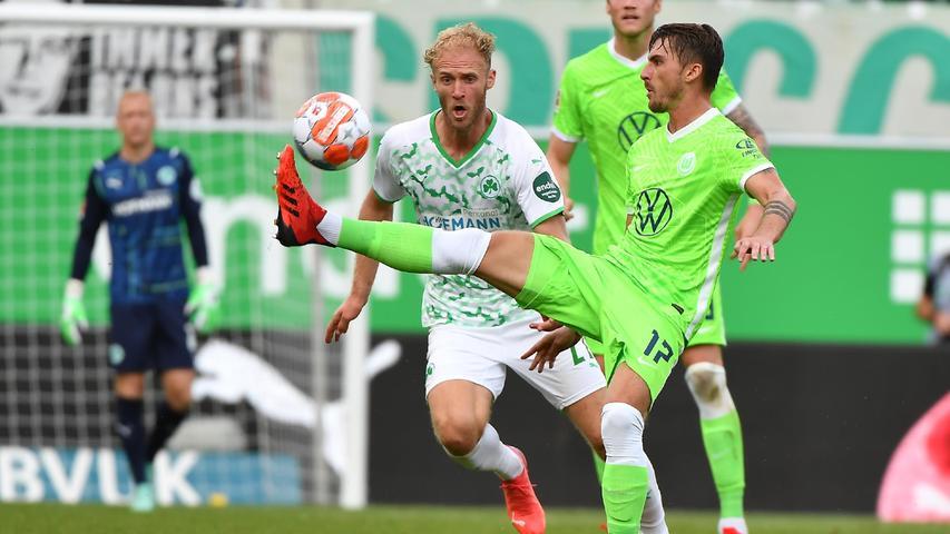 Ein robuster und zweikampfstarker Abräumer vor der Abwehr: Sebastian Griesbeck war das sieben Jahre lang für den 1. FC Heidenheim und sollte es auch für Union Berlin sein. Nach 24 Einsätzen für die Eisernen wechselte der 30-Jährige am