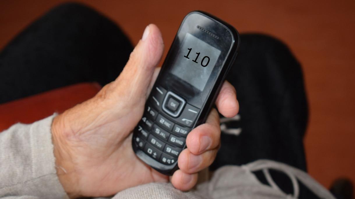 Die Betrüger gaben sich am Telefon als Polizeibeamte aus.