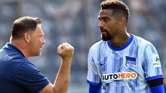 Kleeblatt-Gegner Hertha BSC: Trotz 375 Millionen im Abstiegskampf