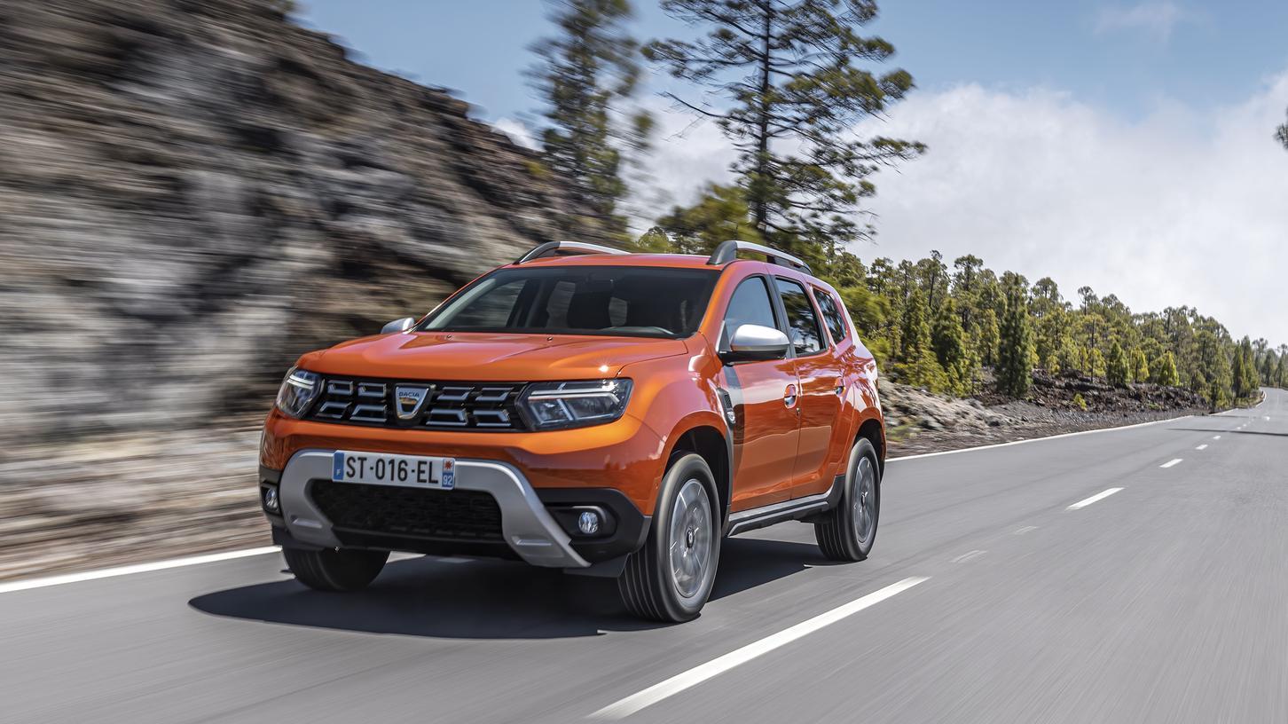 Der Duster kommt von Renaults Budgetmarke Dacia, Kunden können sich somit auf ausgereifte Technik verlassen.