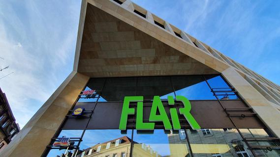 Vom City-Center zum Flair: Fürths Einkaufstempel wird wachgeküsst