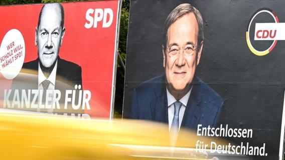 Wahl-Ticker: Laut Deutschlandtrend schmilzt SPD-Vorsprung auf Union leicht