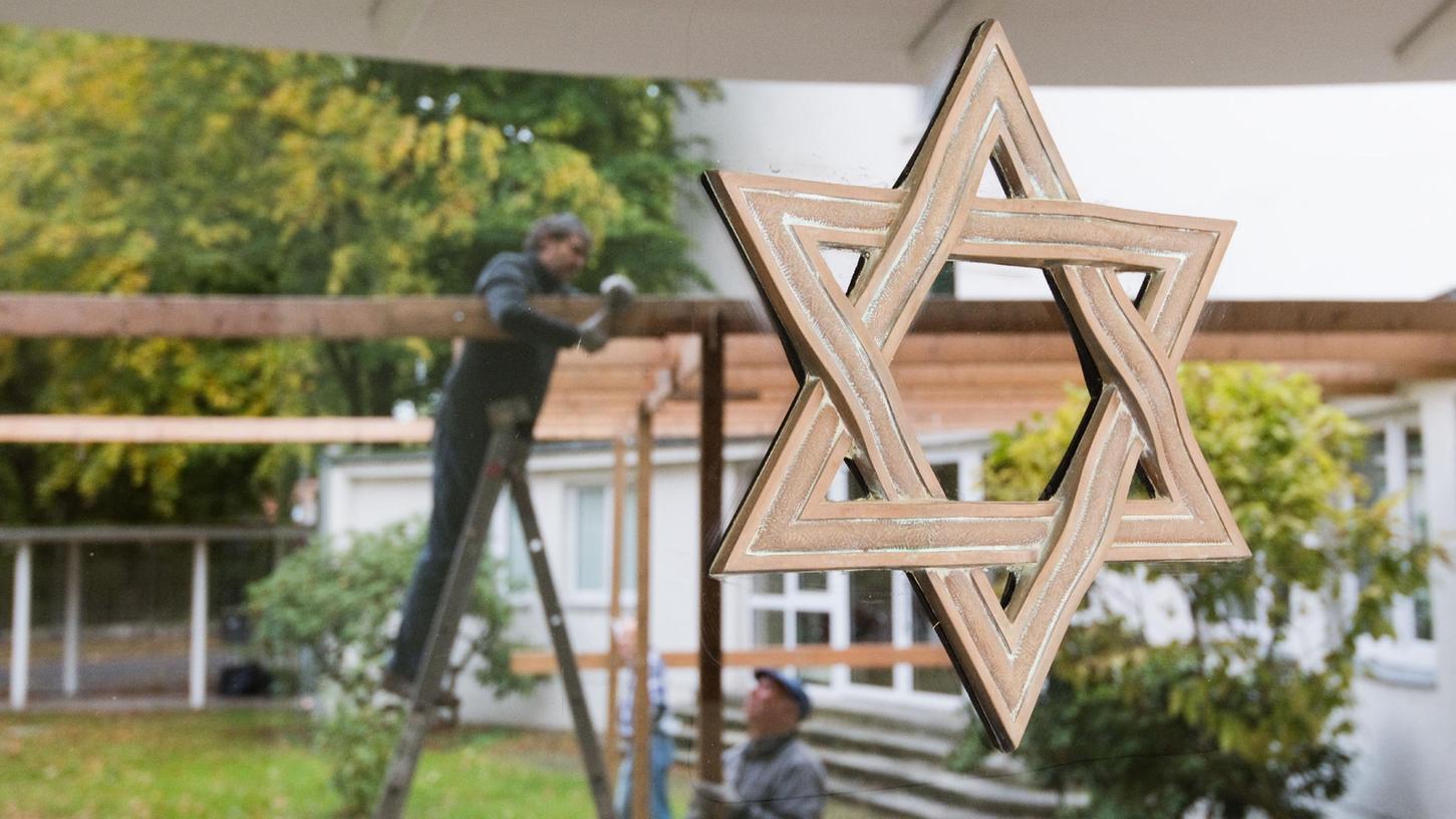 Das Laubhüttenfest begehen Jüdinnen und Juden 2021 zwischen 20. und 27. September.