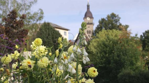 Landesgartenschau: Auerbach will Geld in die Hand nehmen
