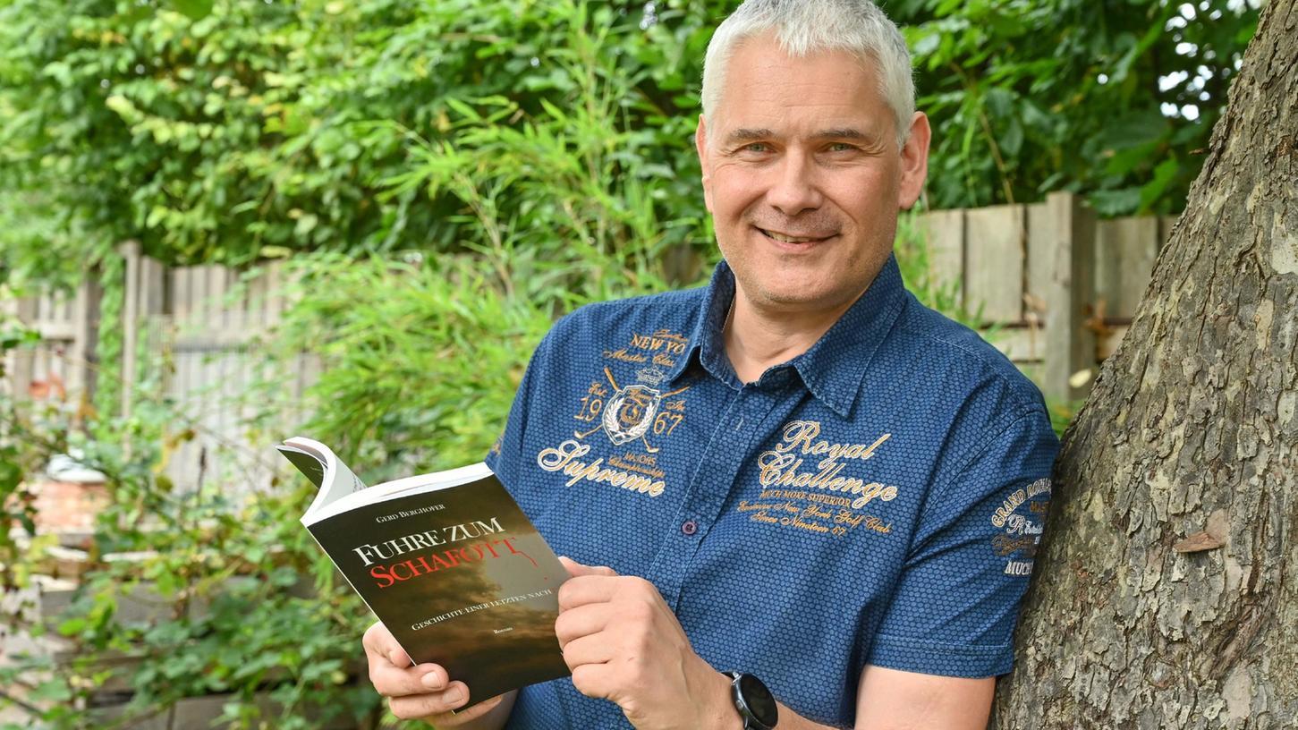 Wandelt als Romancier auf ganz neuen Pfaden: der SchriftstellerGerd Berghofer aus Georgensgmünd.