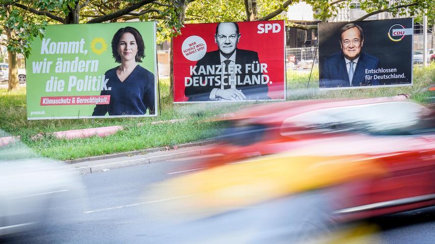 Wahl-Ticker: SPD legt laut Umfrage im Norden 12 Prozent zu